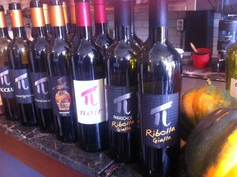 Les vins singuliers d'Alexis Paraschos